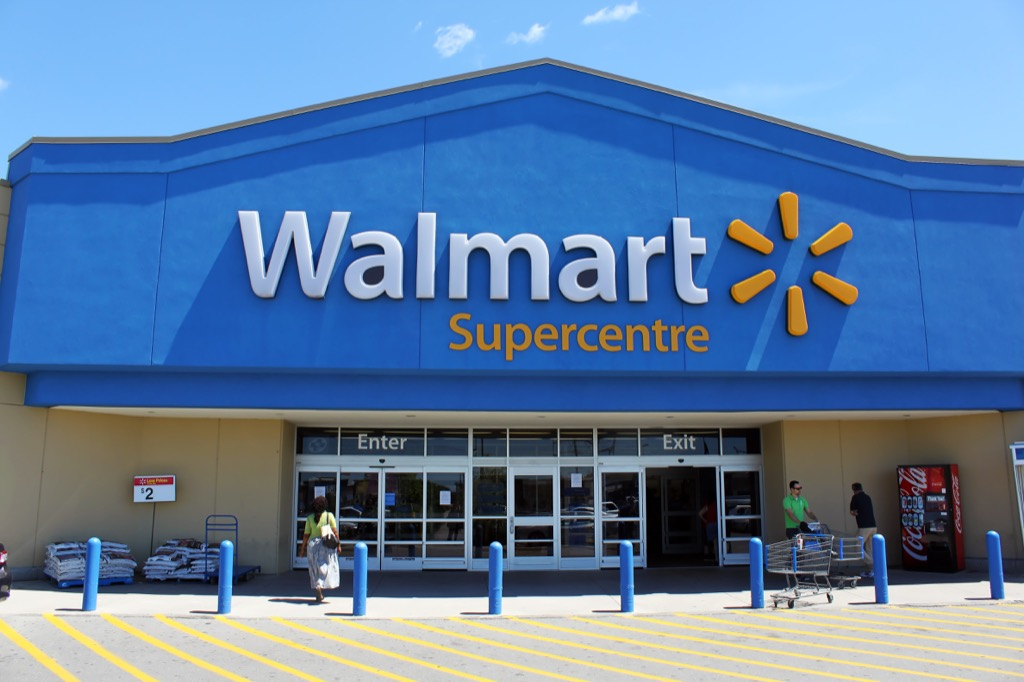 wal mart most respected companies in America