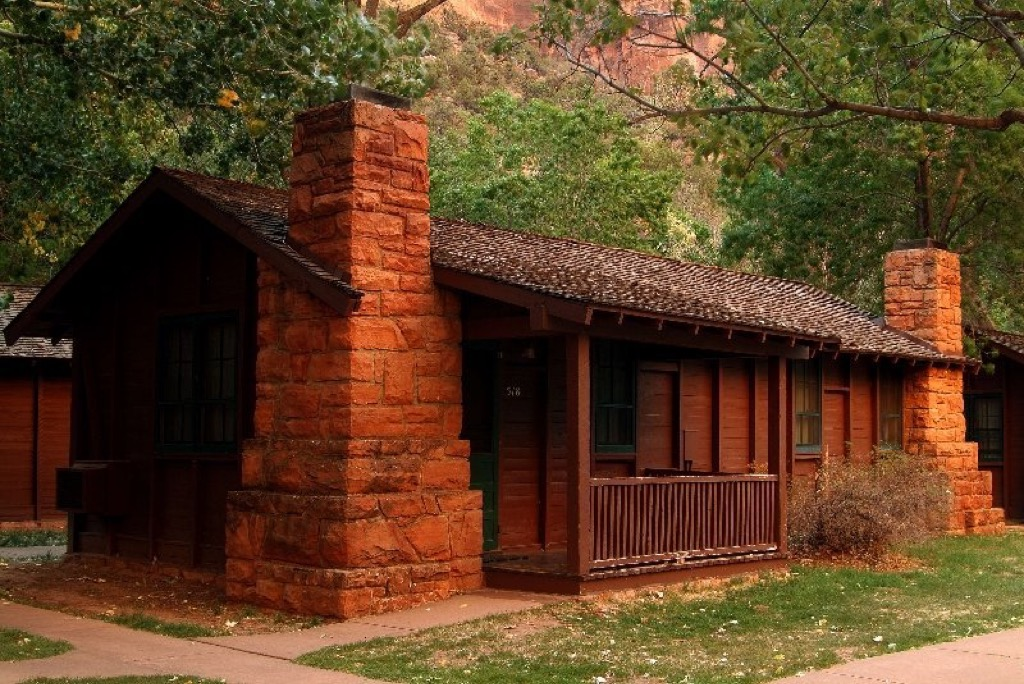Zion cabin unusual gifts