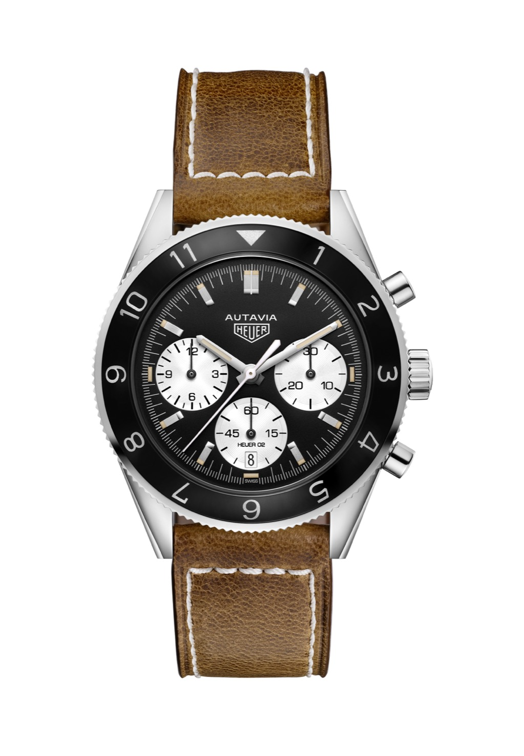 The TAG Heuer Autavia is a cool vintage watch