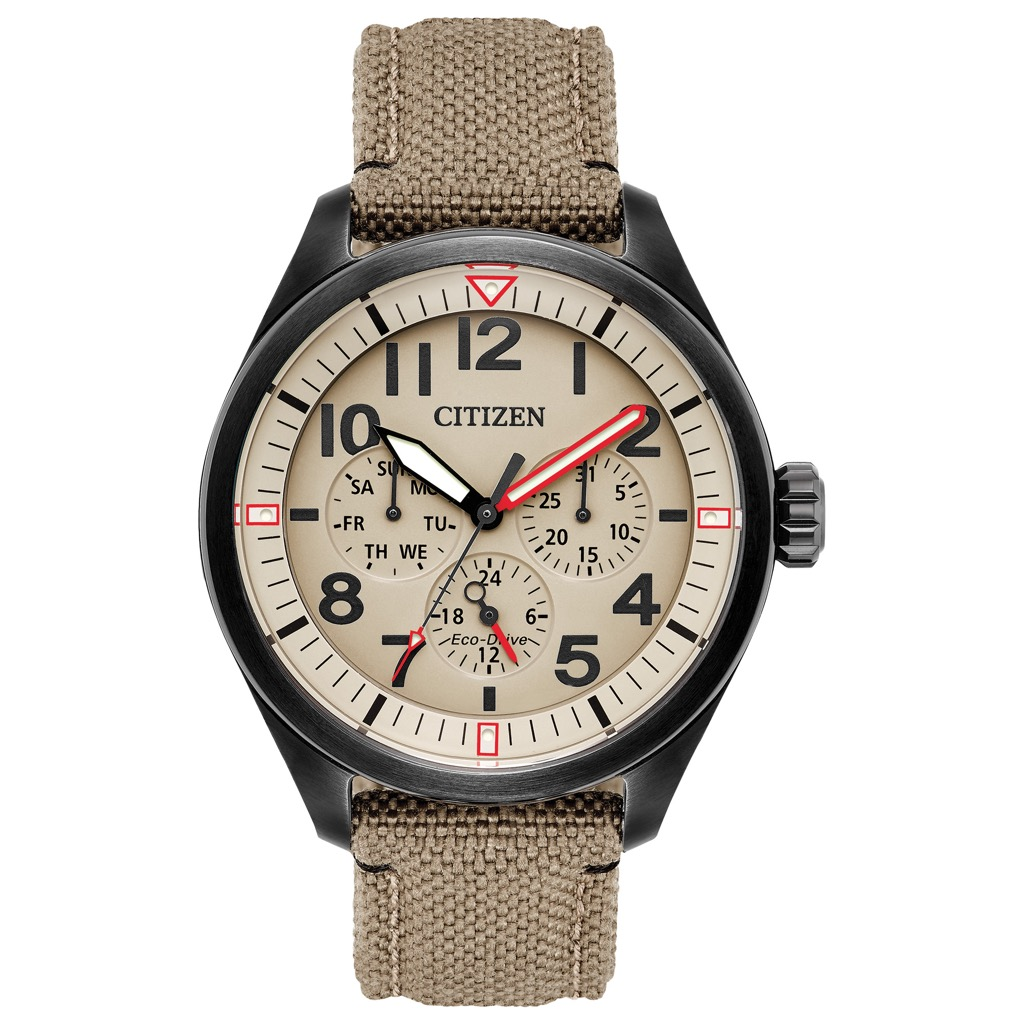The Citizen Chandler is cool vintage watch you can buy right now