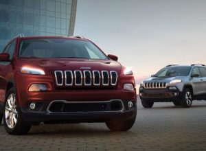 the Jeep Cherokee is one of the ugliest cars you can blow your salary on