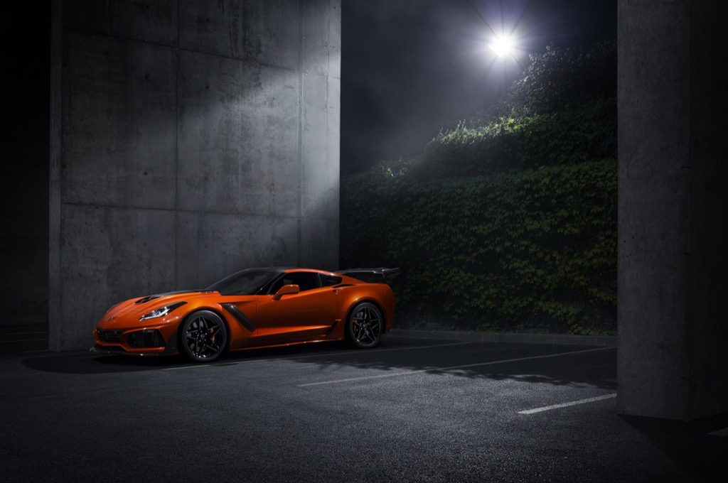 The 2019 Corvette ZR1 is an instantly collectible new car