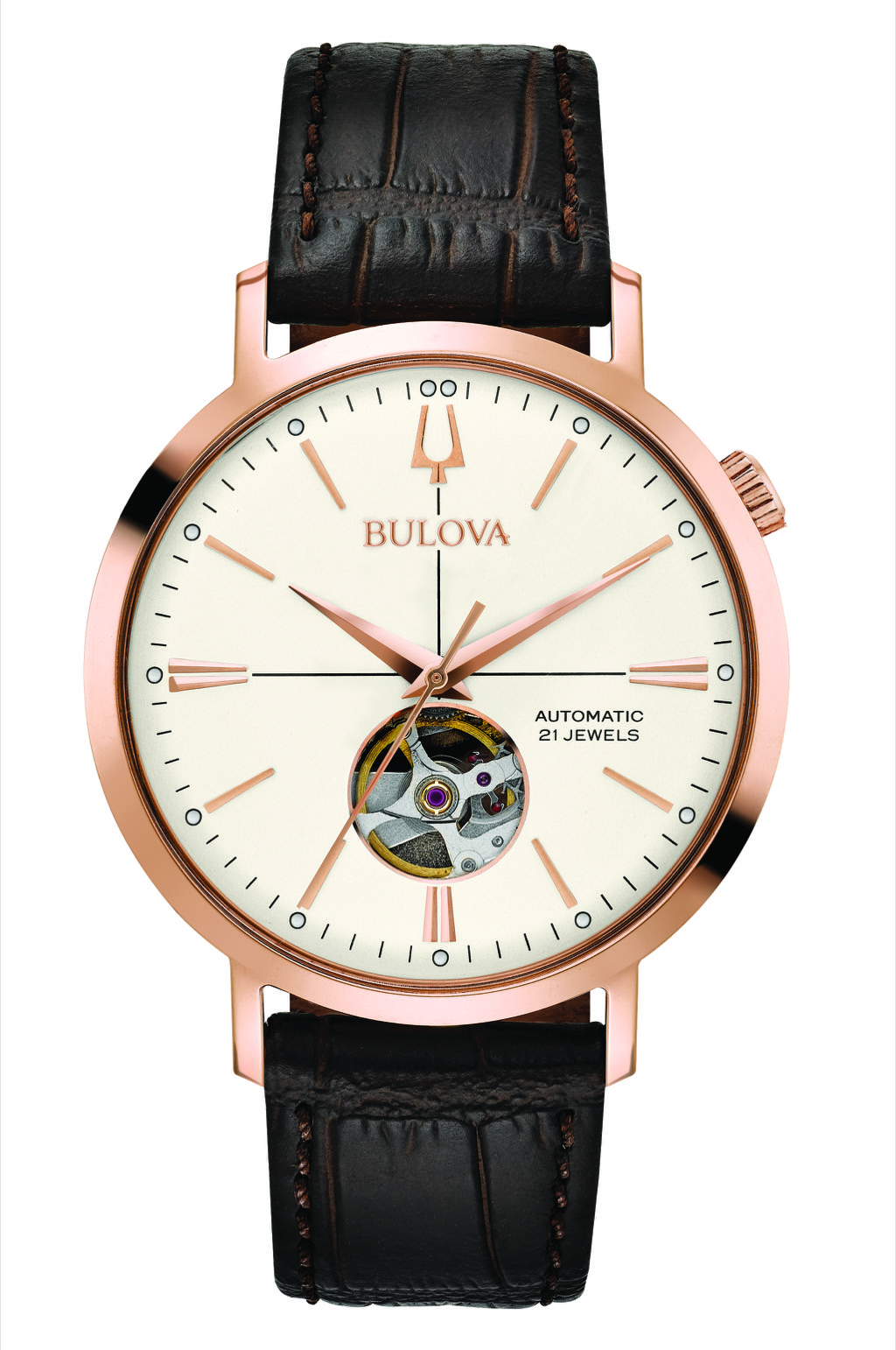 The Bulova Classic Automatic is cool vintage watch you can buy right now