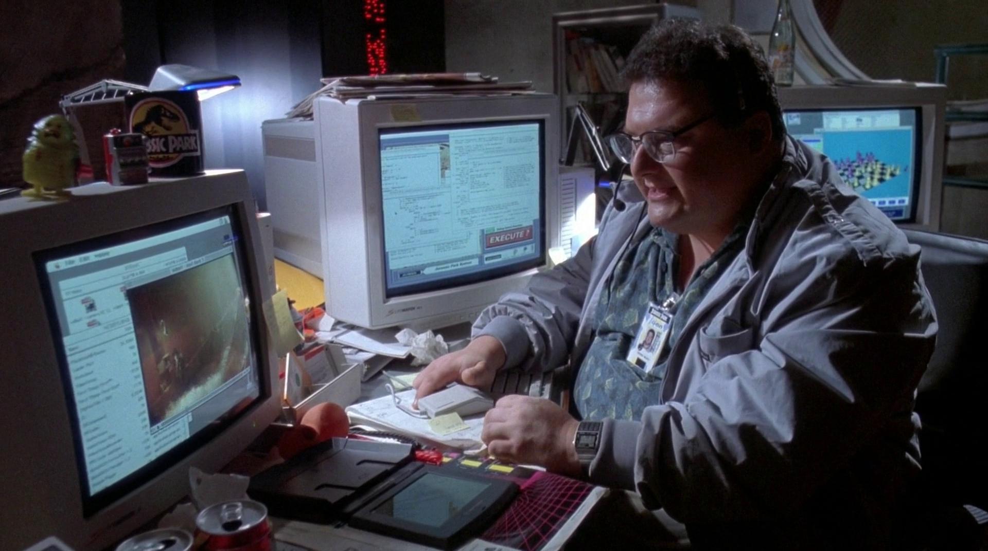 jurassic park computer guy