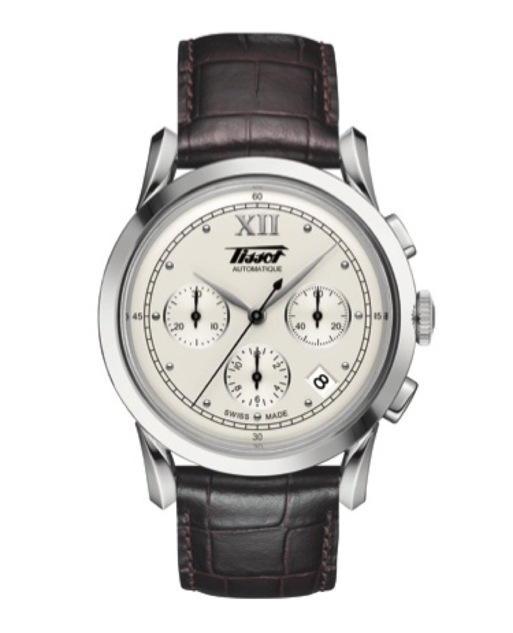 The Tissot Heritage 1948 is cool vintage watch you can buy right now