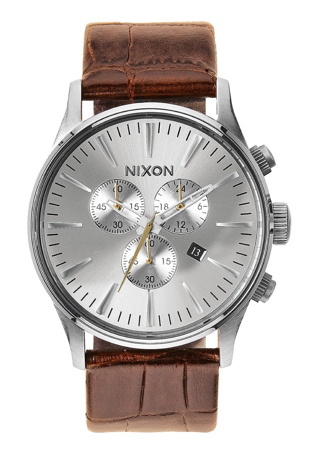 The Nixon Sentry Chrono is cool vintage watch you can buy right now