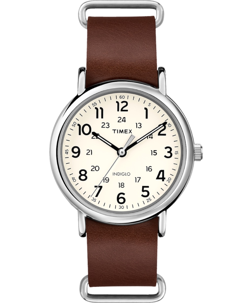 The Timex Weekender is cool vintage watch you can buy right now
