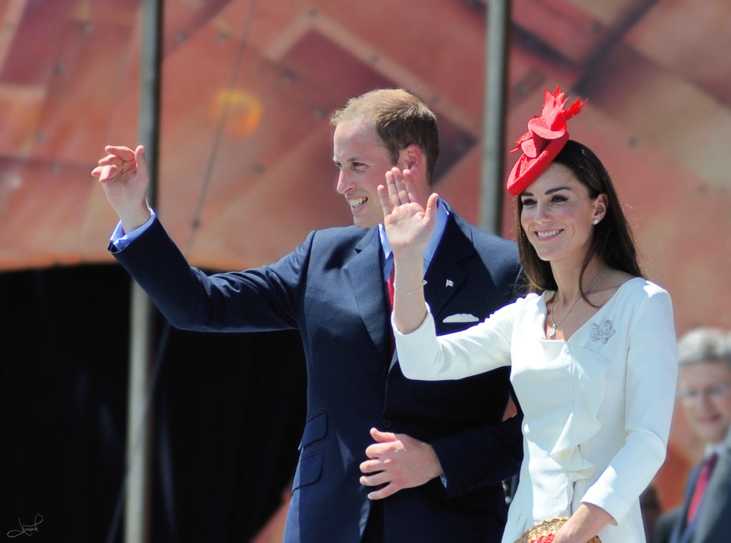 the royals can't really go casual like normal people