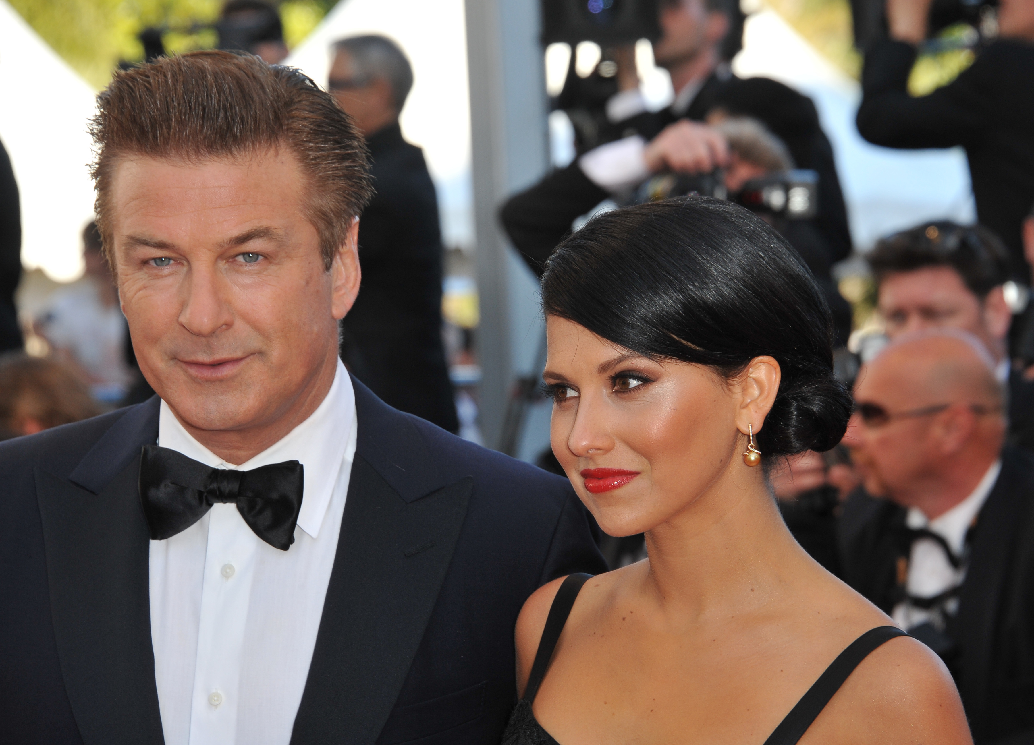 Actor Alec Baldwin and wife Hilaria Baldwin relationships with big age difference