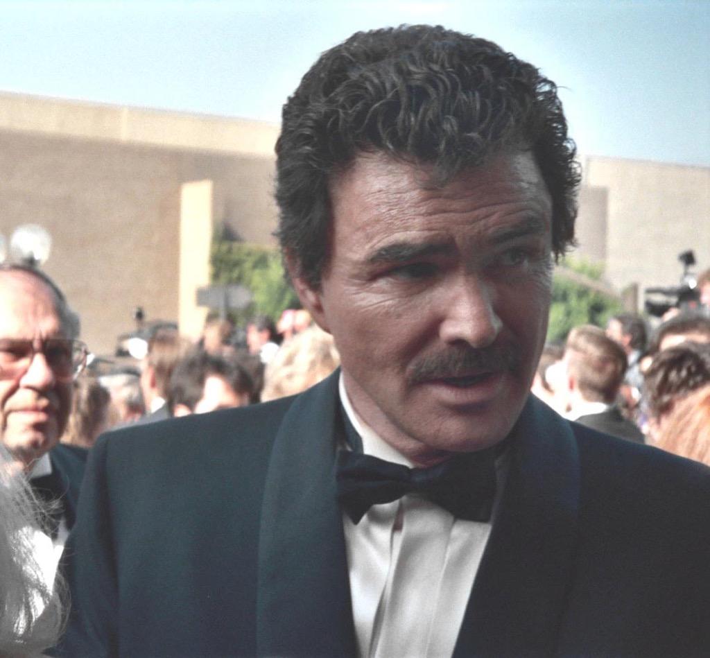 Burt_Reynolds became famous after 40