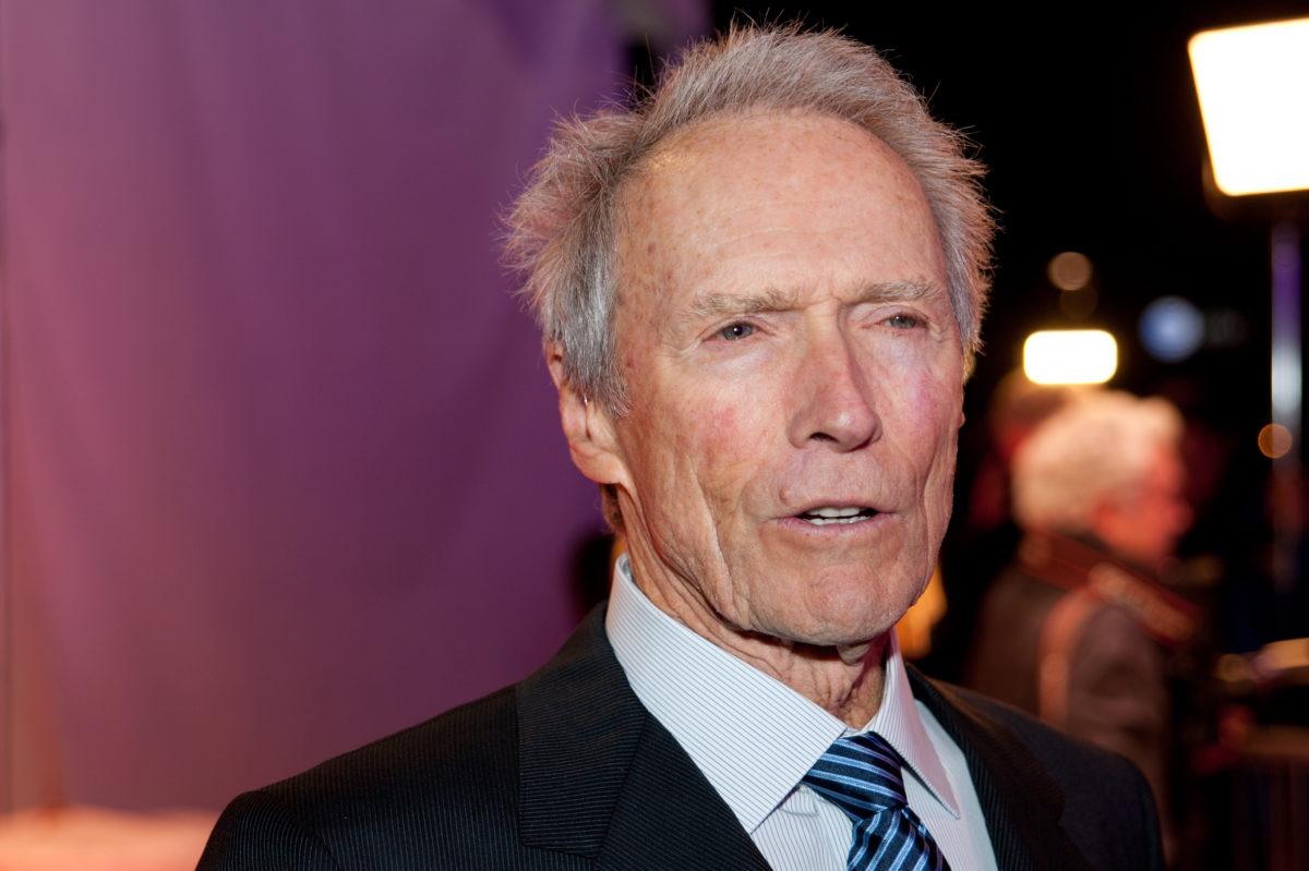 Clint Eastwood most famous actors