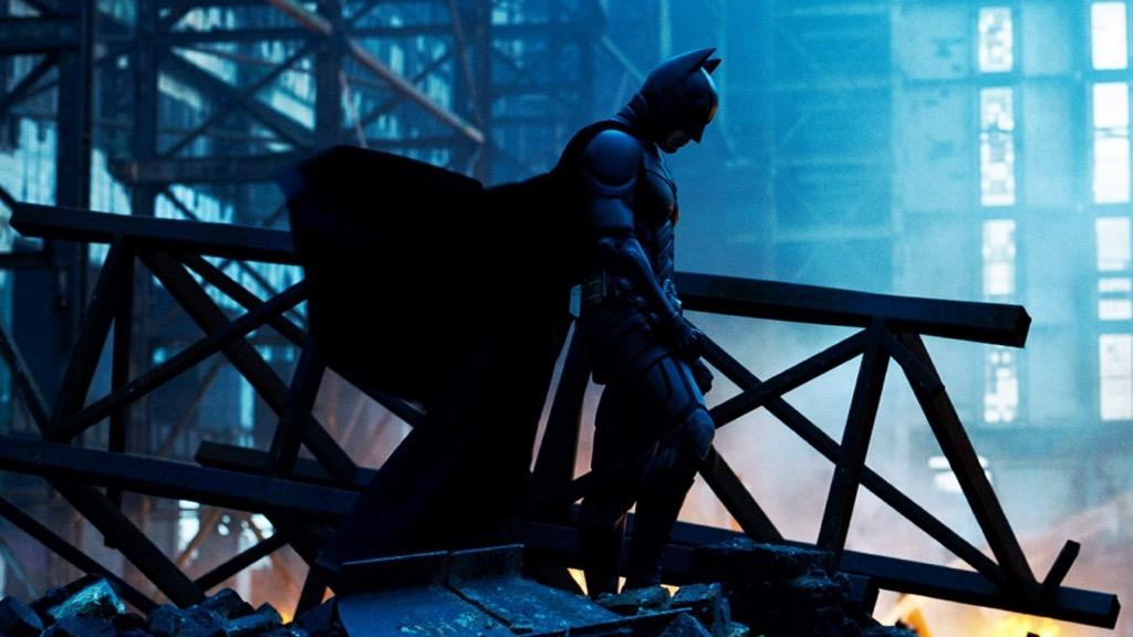 the Dark Knight iconic movies