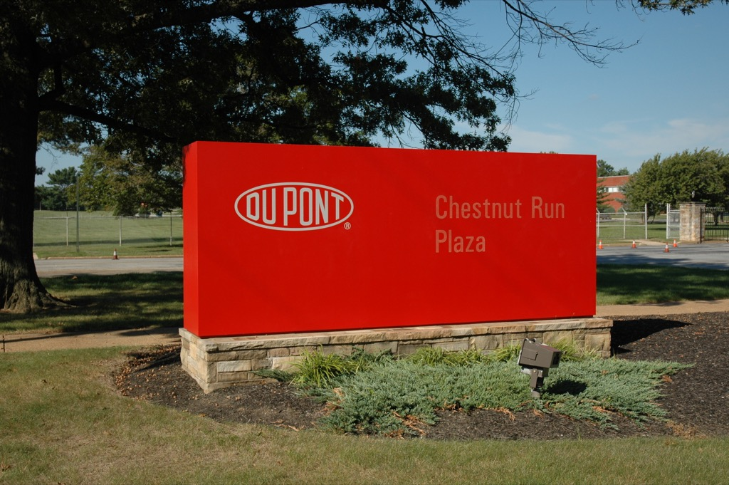 Du Pont is one of the most admired companies in America