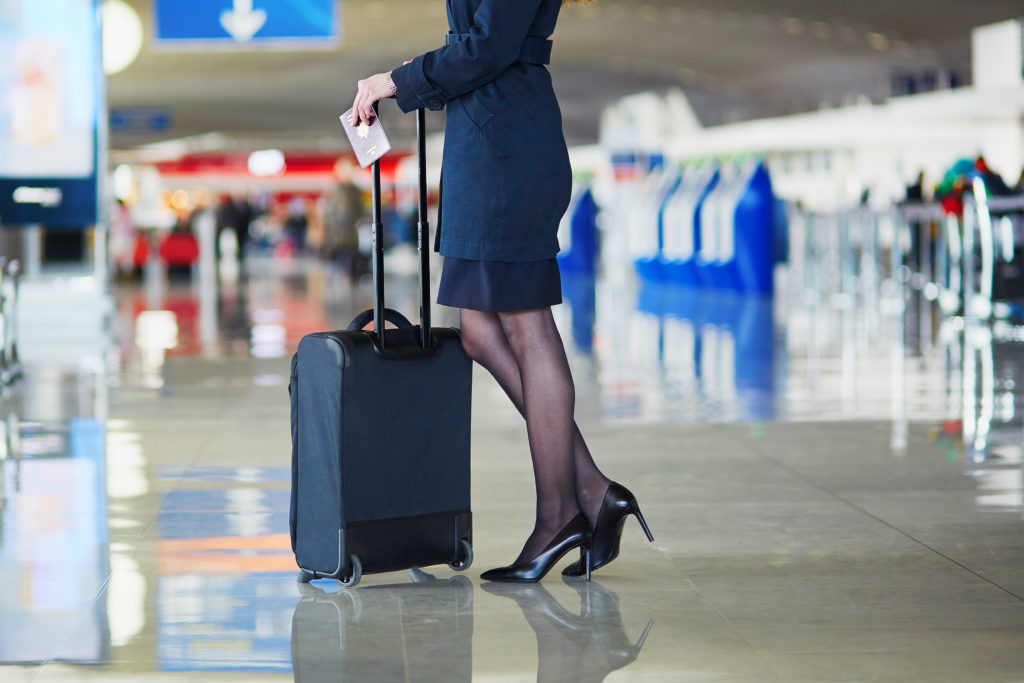 delta Flight attendant 30 Things That Are Harder Than Getting into Harvard