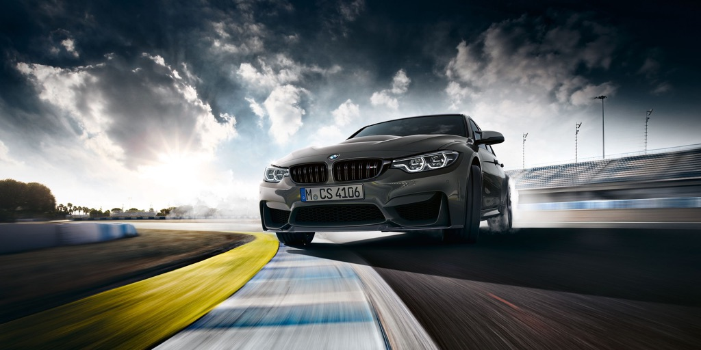 The BMW M3/M4 CS is an instantly collectible new car