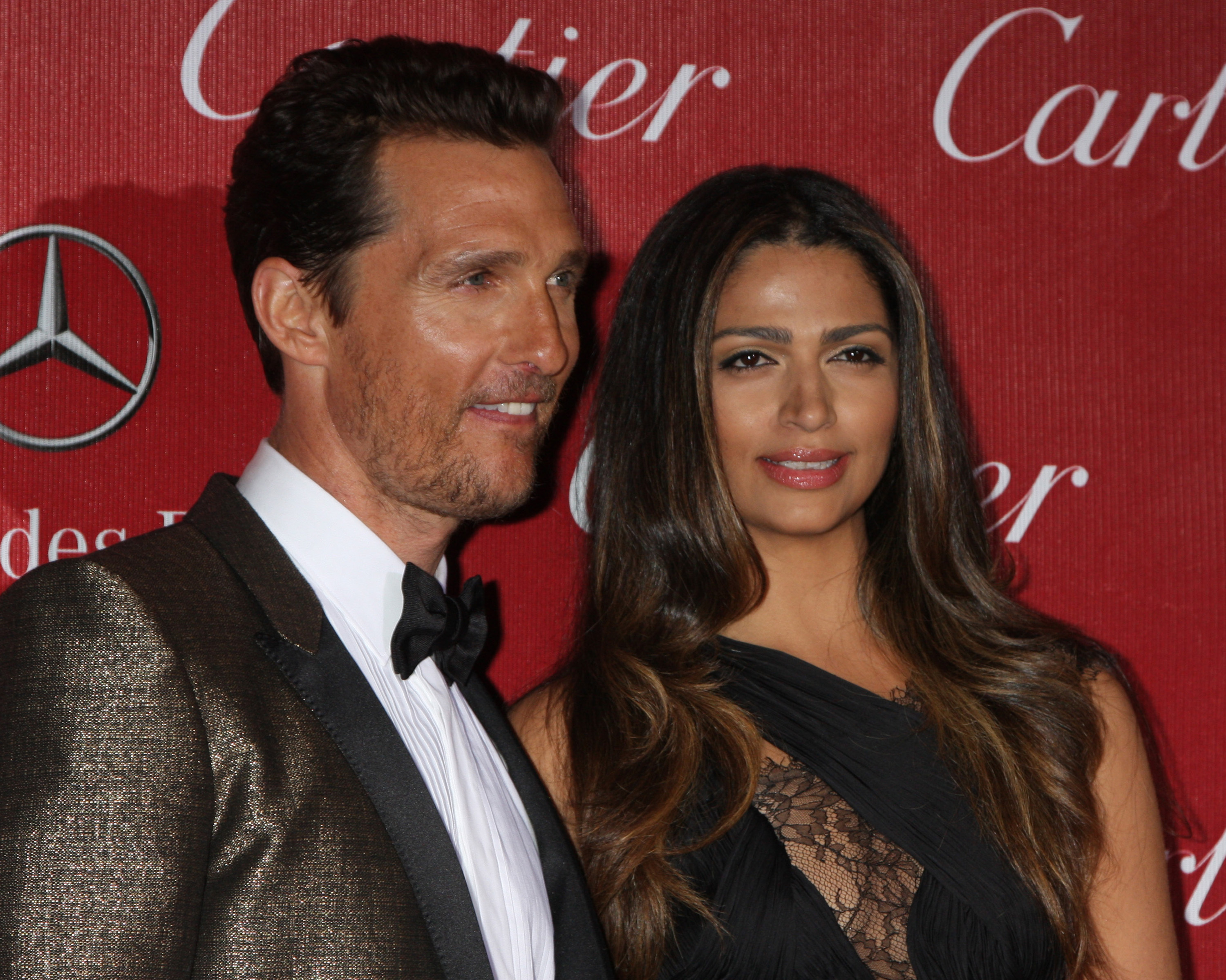 Married couple Matthew McConaughey and Camila Alves relationships with big age difference