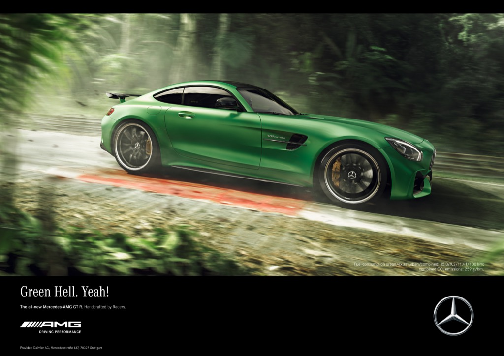 The 2018 Mercedes-AMG GT / GT S is an instantly collectible new car