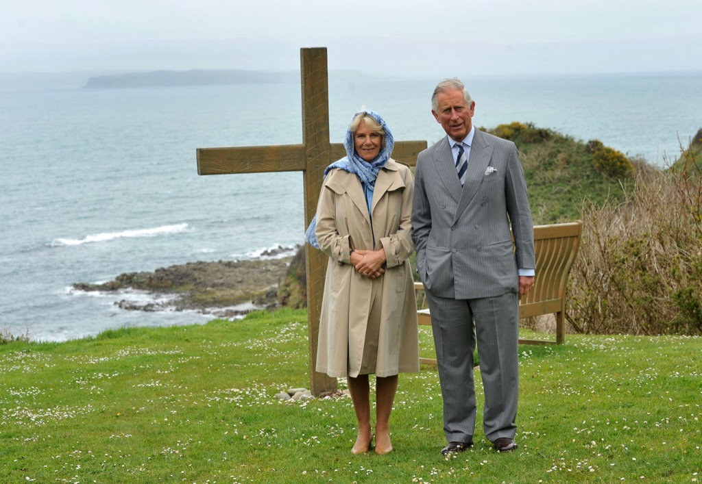 Charles and Camilla had to fess up to sins