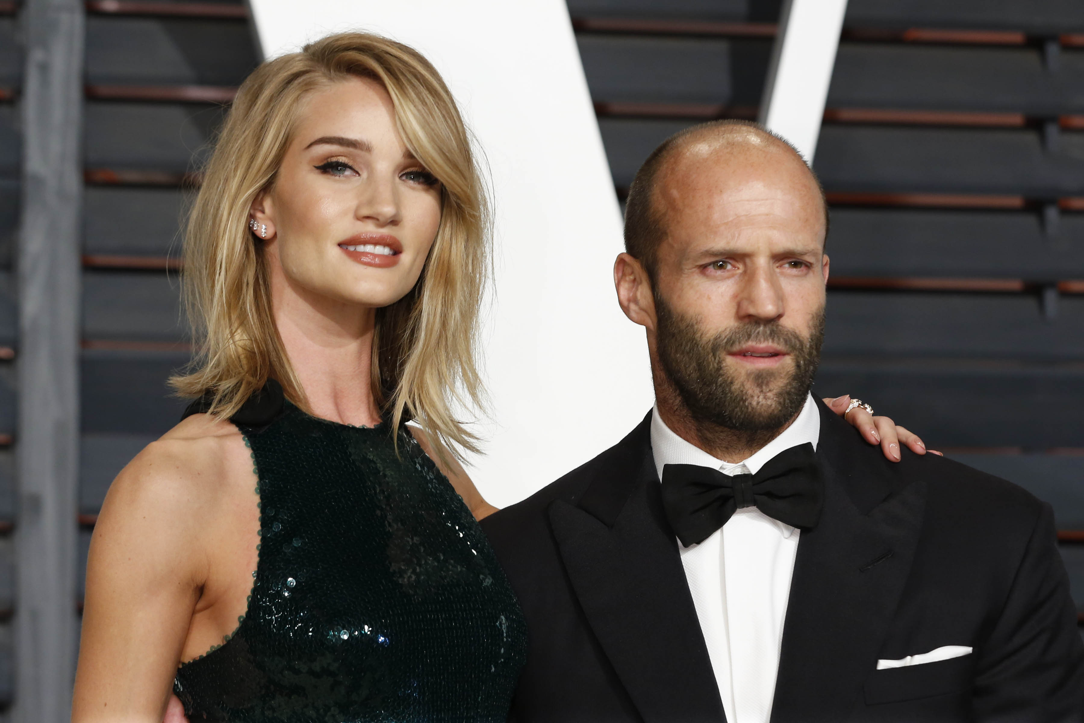 Rosie Huntington Whiteley and Jason Statham relationships with big age difference