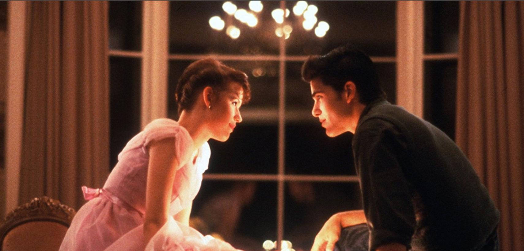 Sixteen Candlles, best romance movies on netflix