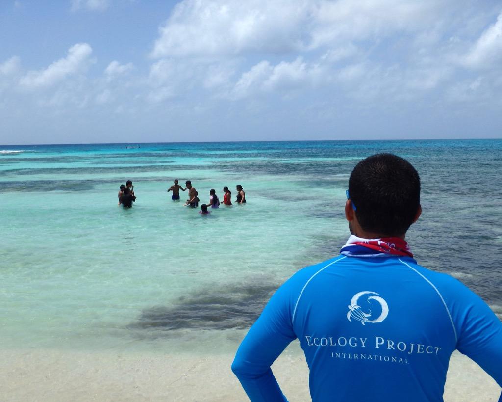 belize water ocean travel