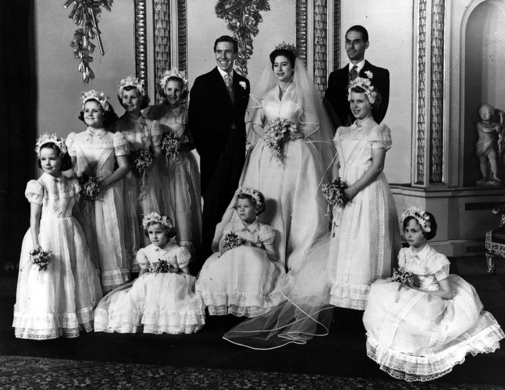 Princess Margaret wedding was viewed by 300 million people