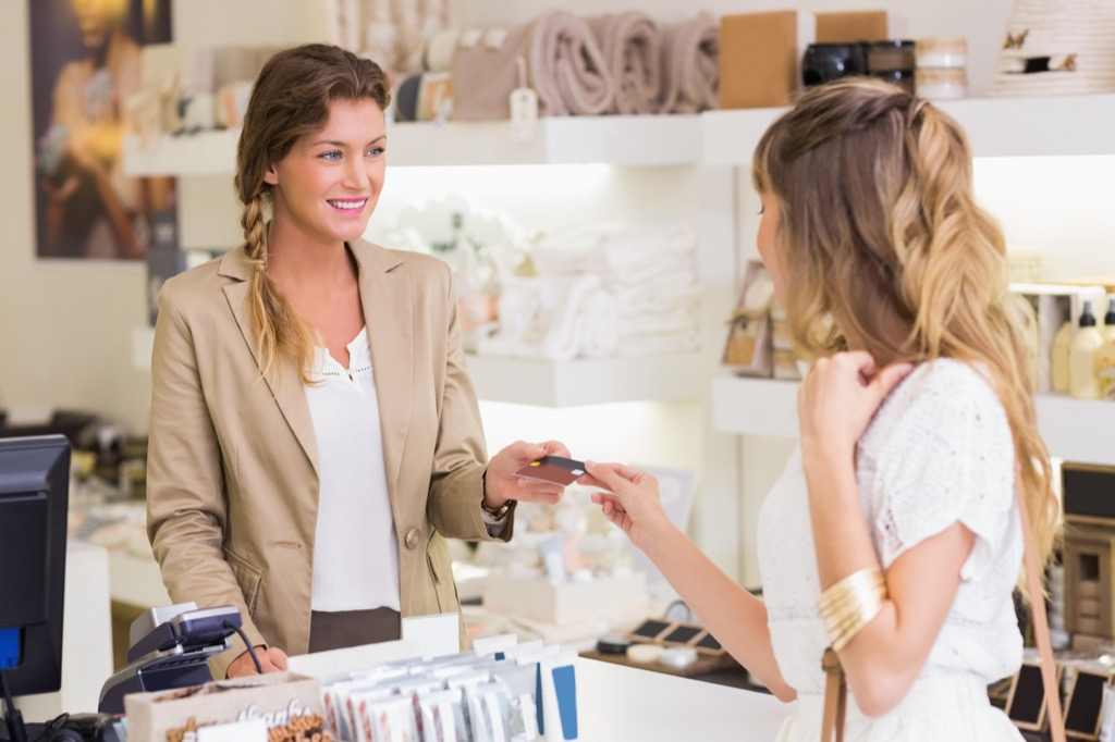 Worst Things to Say to a Cashier