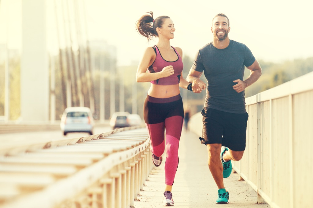 going for a run will give you photographic memory