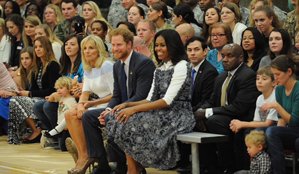 the obamas are invited to prince harry's wedding