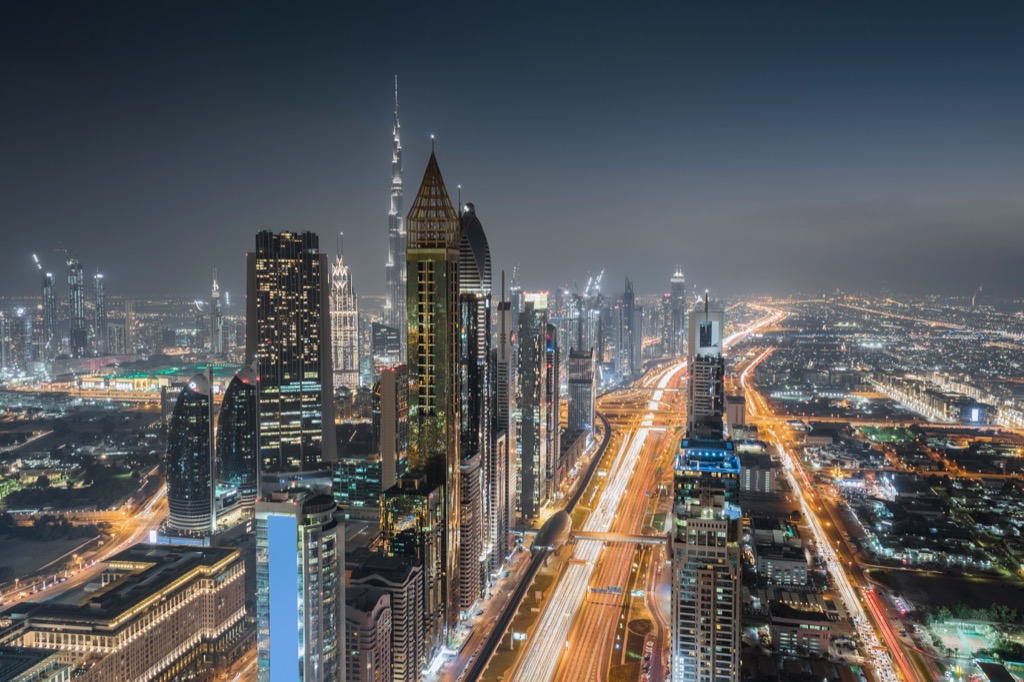 Dubai best cities