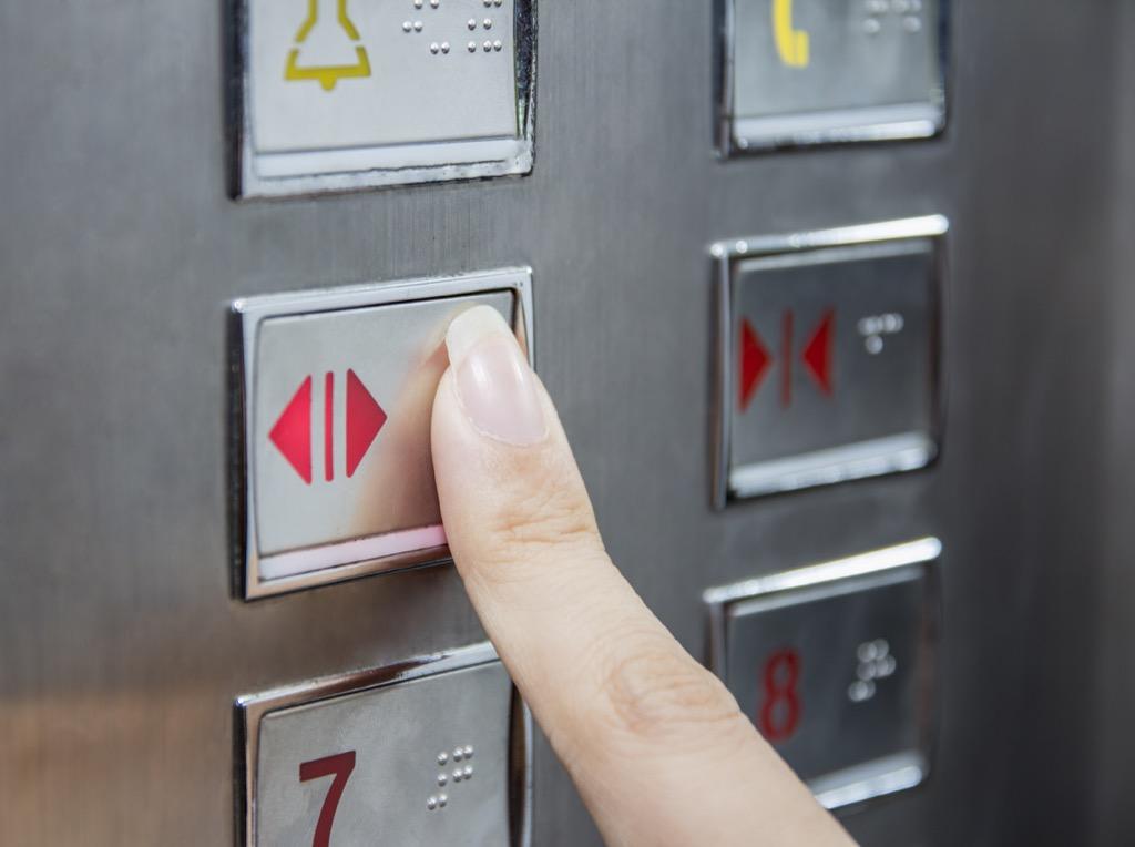 elevator etiquette hodor