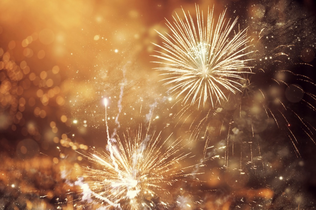 new year's resolutions Fake American Traditions