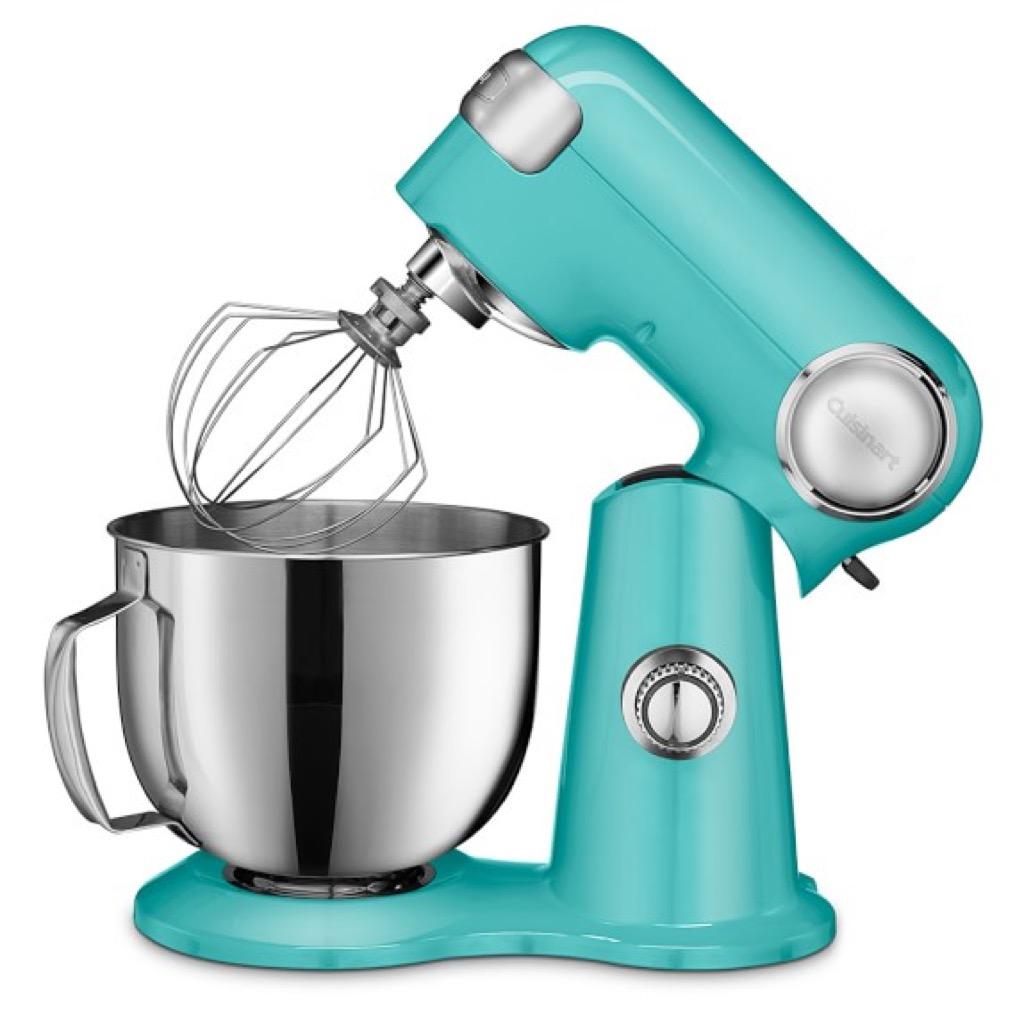 Cuisinart mixer, a stylish home upgrade.