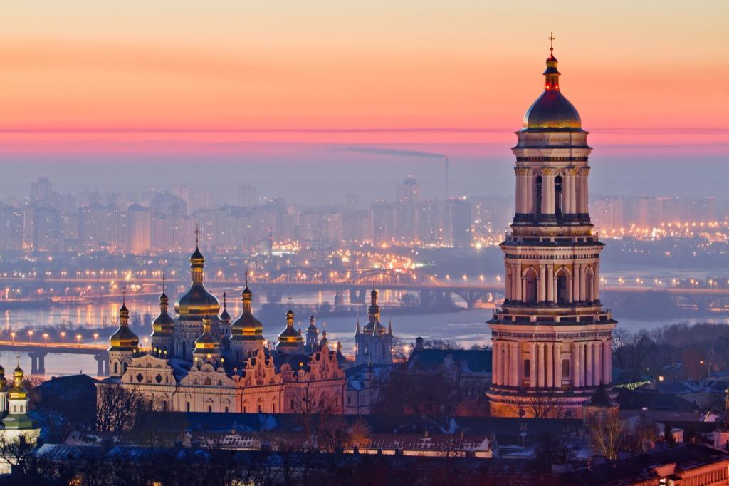 kiev city names