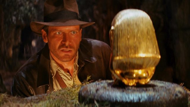 raiders of the lost ark iconic movies