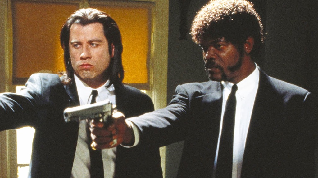 pulp fiction iconic movies