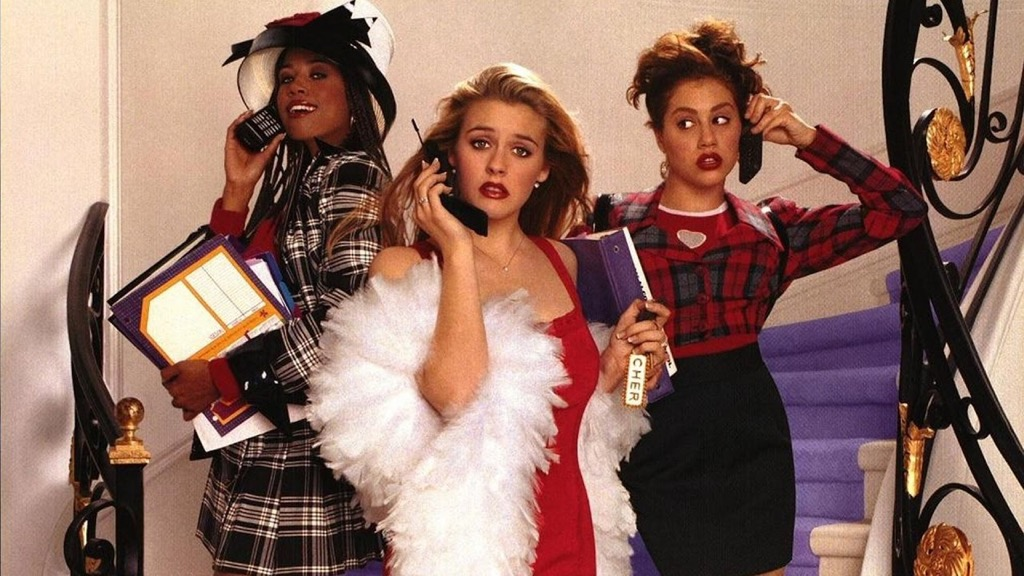 Cher Horowitz Clueless, funniest movie characters