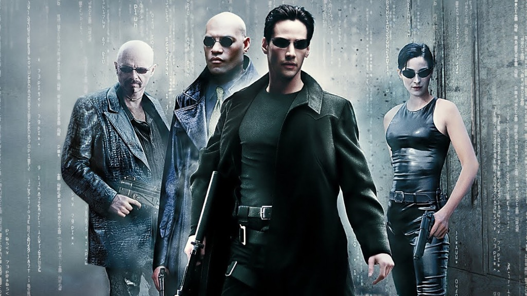 the matrix iconic movies