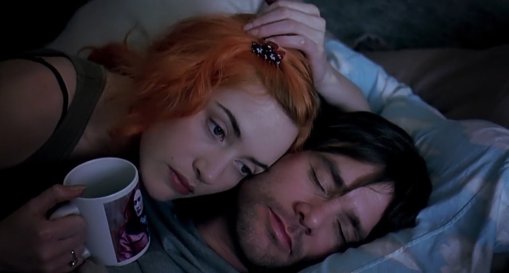 eternal sunshine of the spotless mind is a movie you should see
