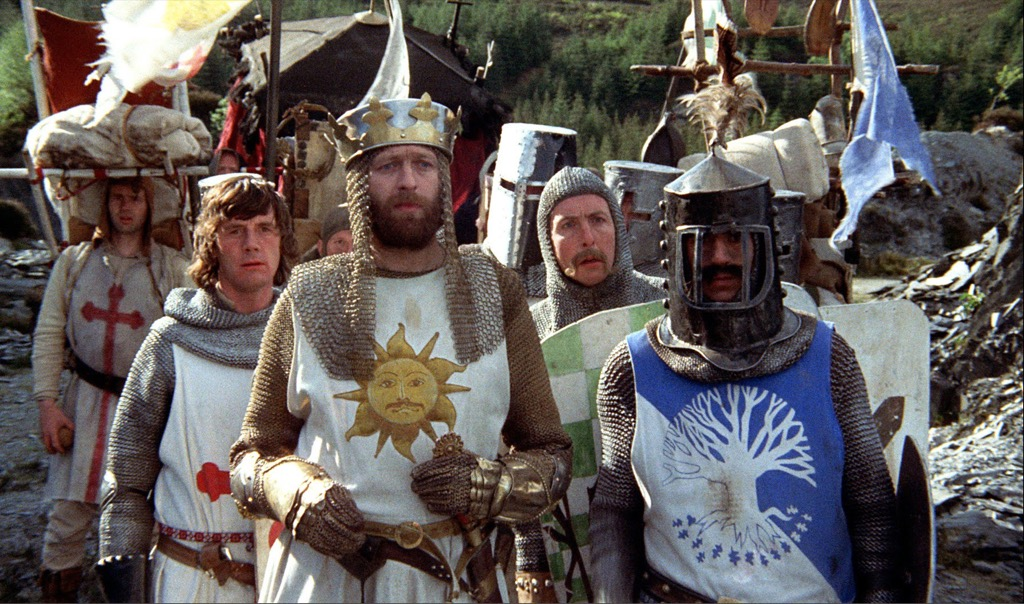 monty python and the holy grail is a movie you should watch