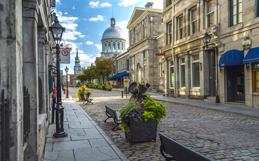 montreal city names Montreal cleanest cities in the world