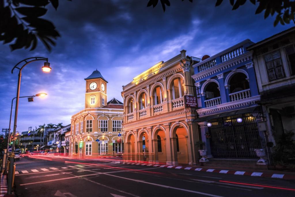 phuket thailand city names