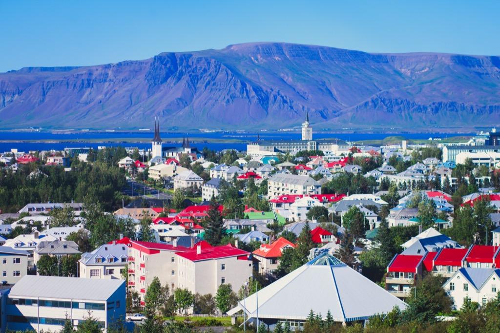 reykjavik city names