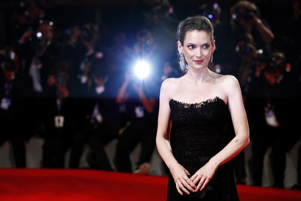 Winona Ryder celebrity anti aging tips