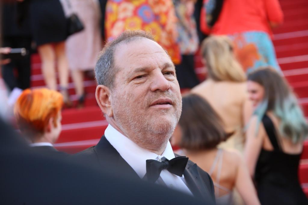 Weinstein Company exec Harvey Weinstein {best of 2018}