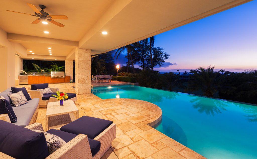 Luxury home prepare for divorce