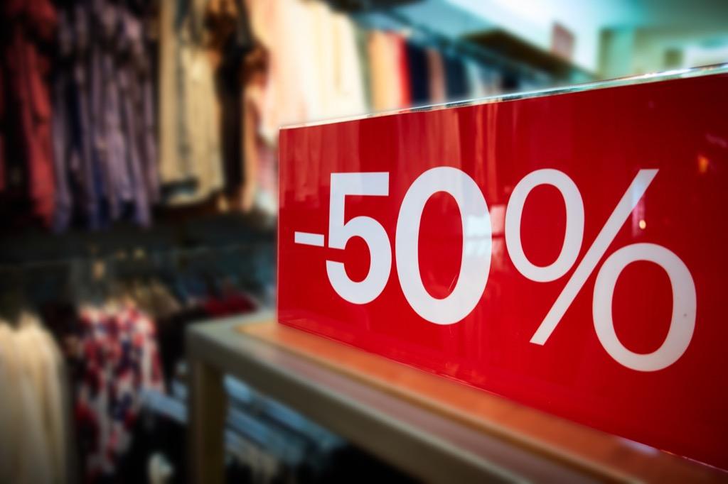 save money on clothing