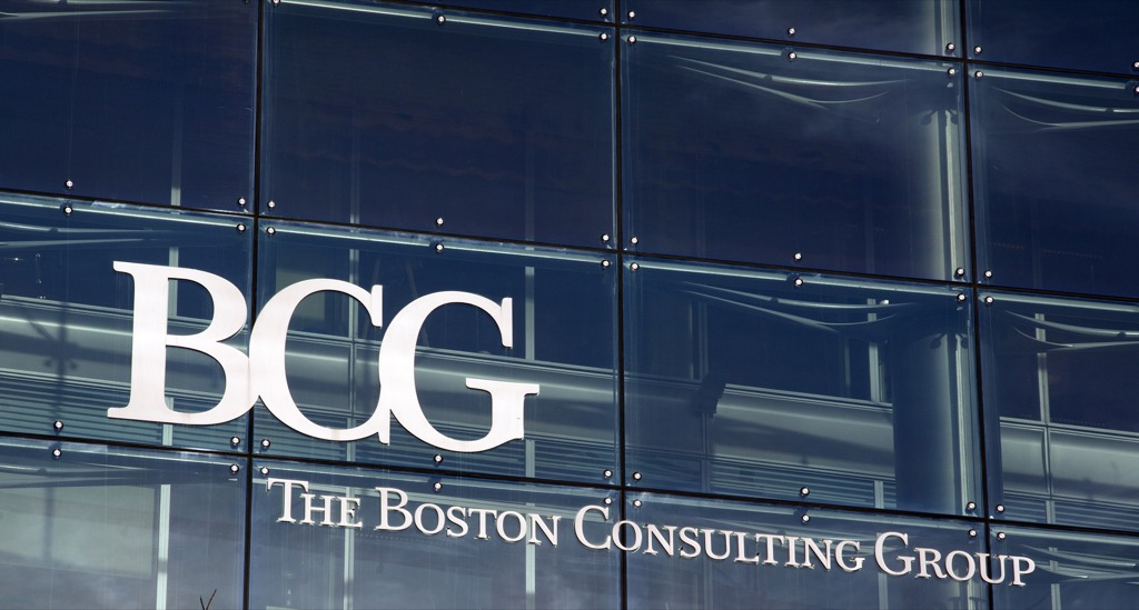 boston consulting group is one of America's most respected companies