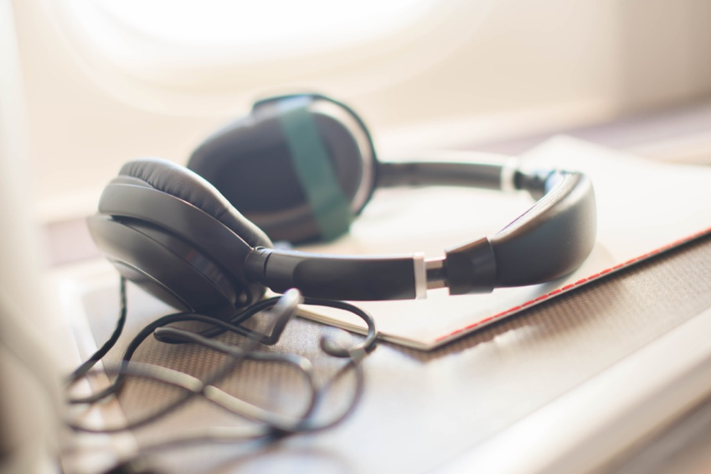 headphones meditation