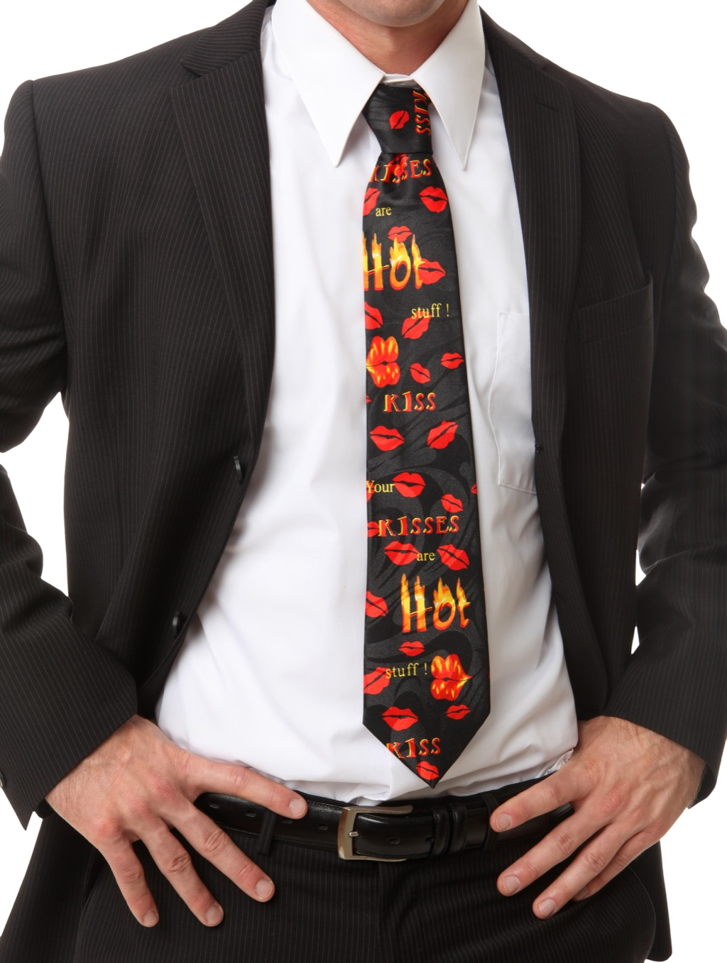 Novelty Ties are something no man should wear to work